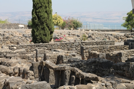 Capernaum - The Town of Jesus